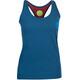Edelrid Signature Koszulka bez rękawów Kobiety niebieski